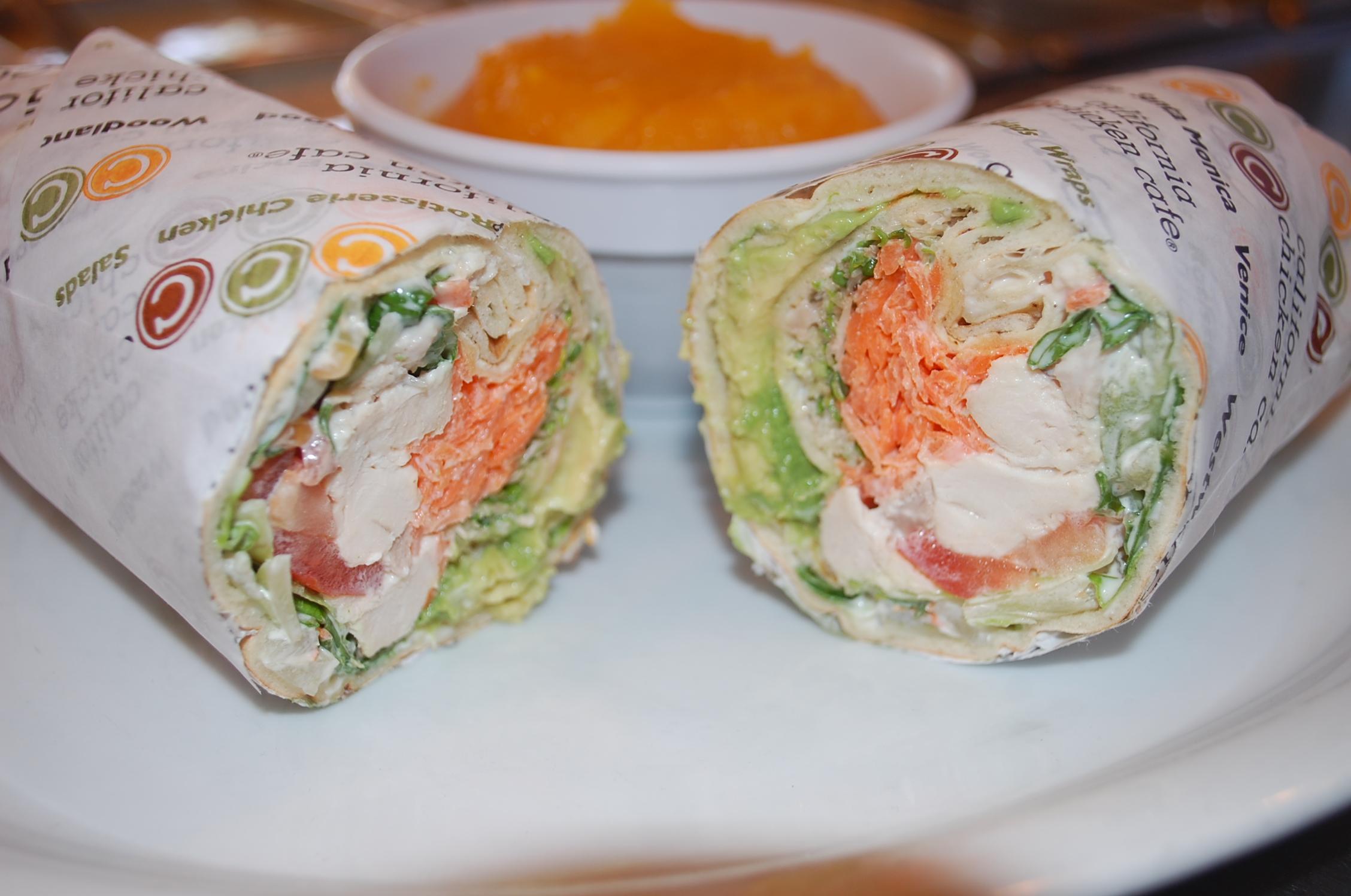 California Chicken Cafe 004
