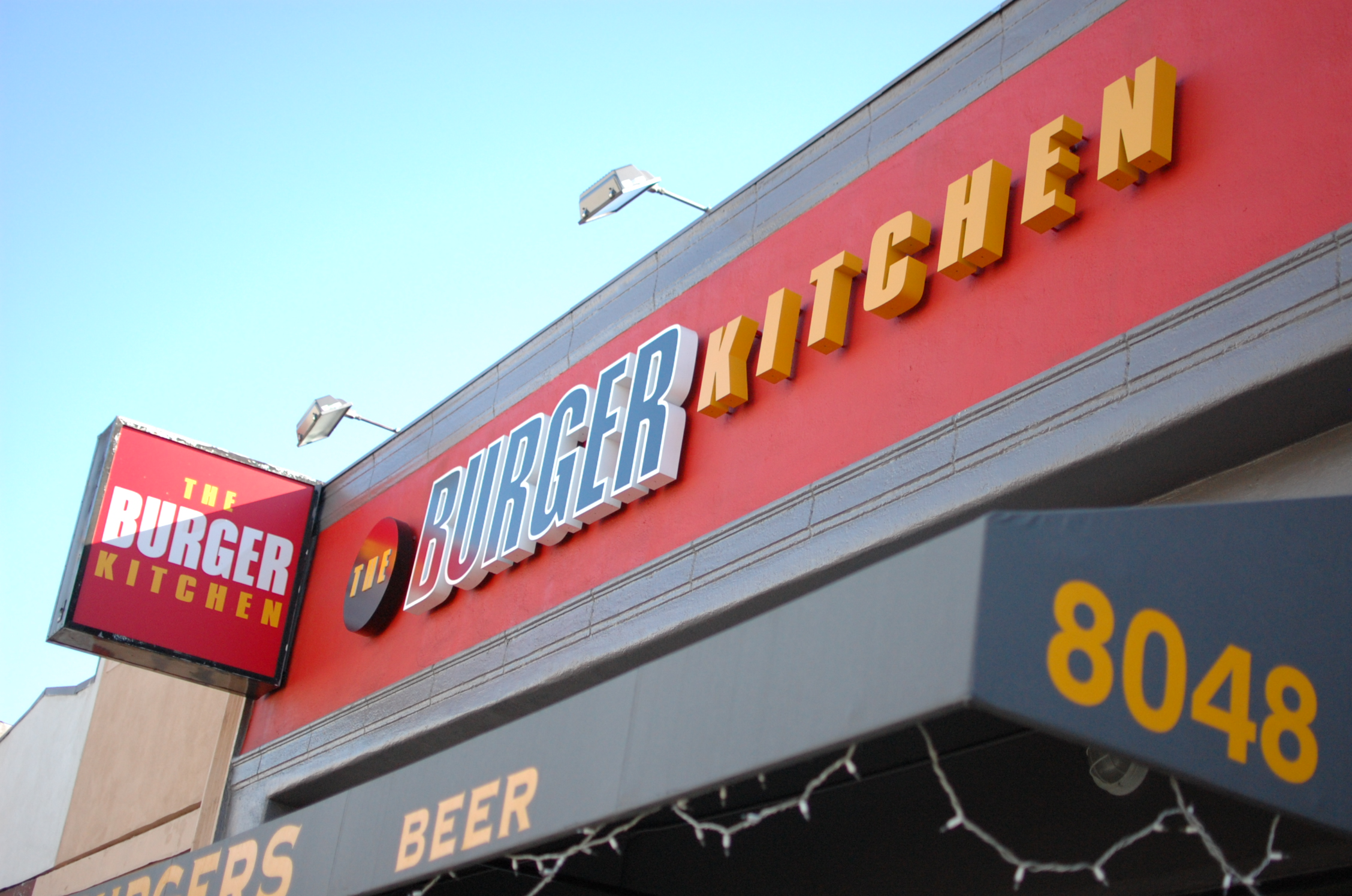 Not All Burgers Are the Same – The Burger Kitchen – Dine, Travel ...