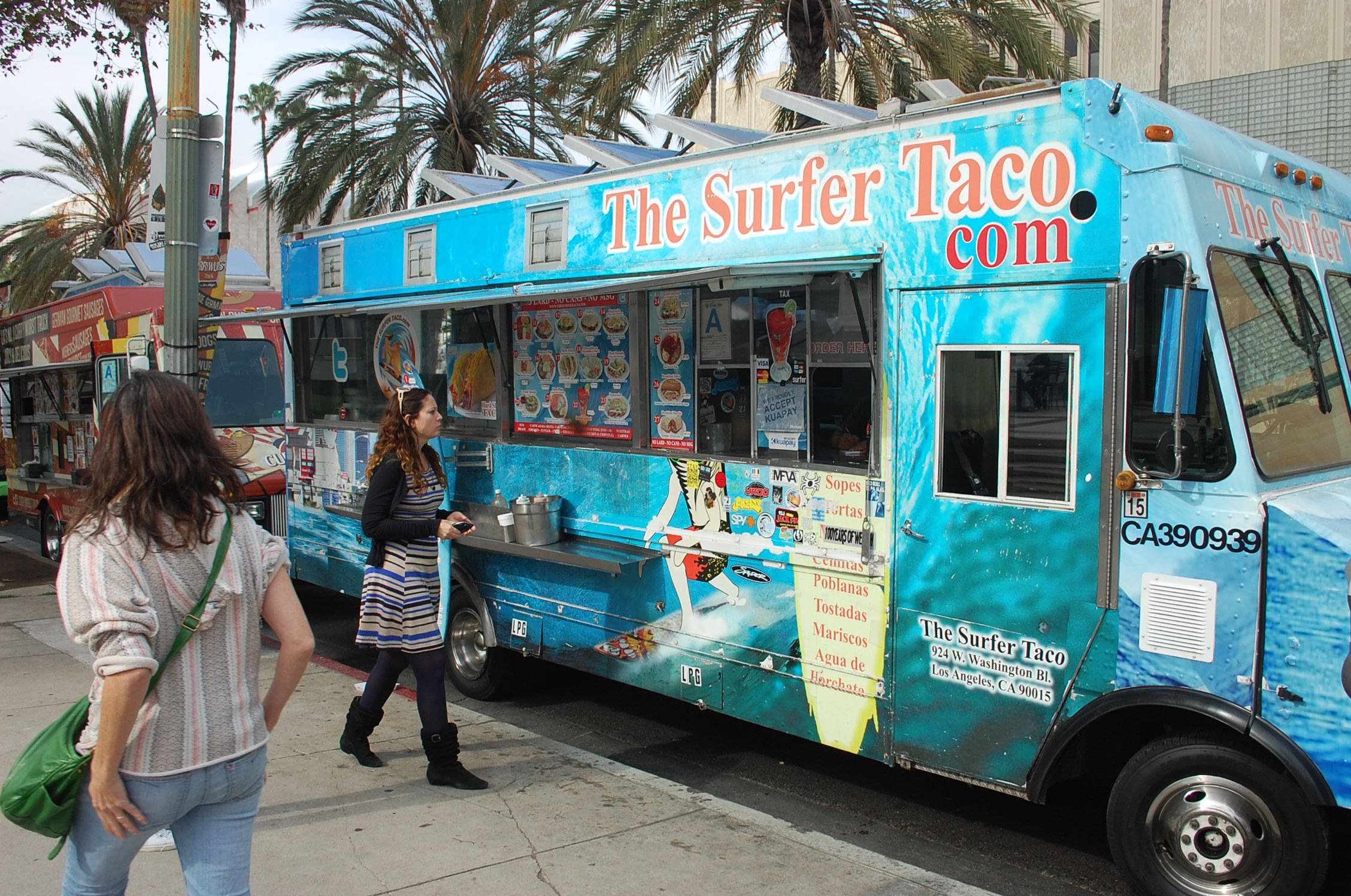 Food Truck For Sale West Palm Beach