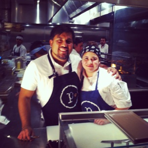 Chef Ricardo Zarate at PICCA
