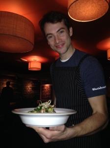 Our server Jonathan
