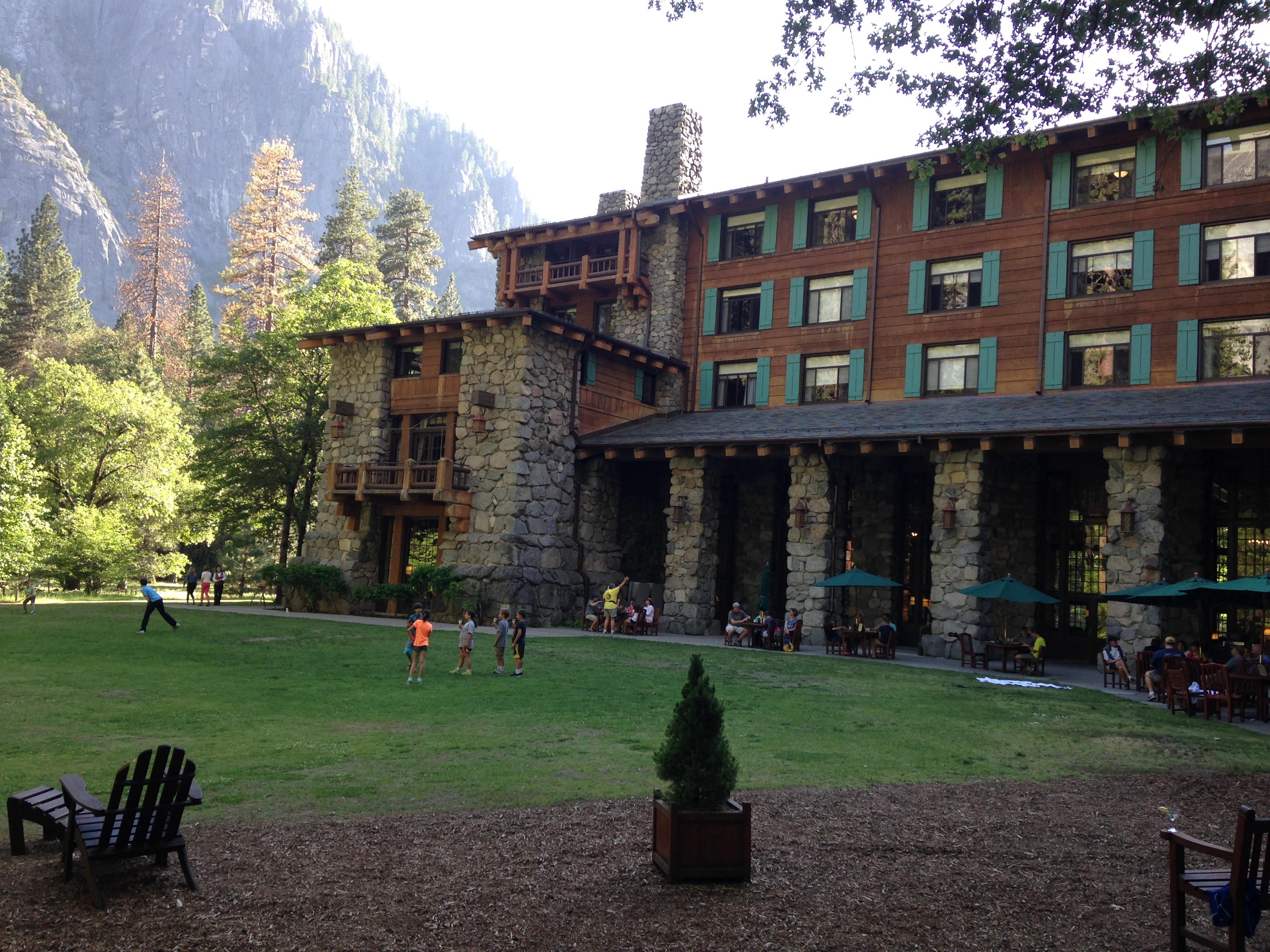 Awe Inspiring Yosemite Dine Travel Amp Entertainment