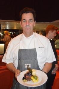 Patina Executive Chef Alec Lestr
