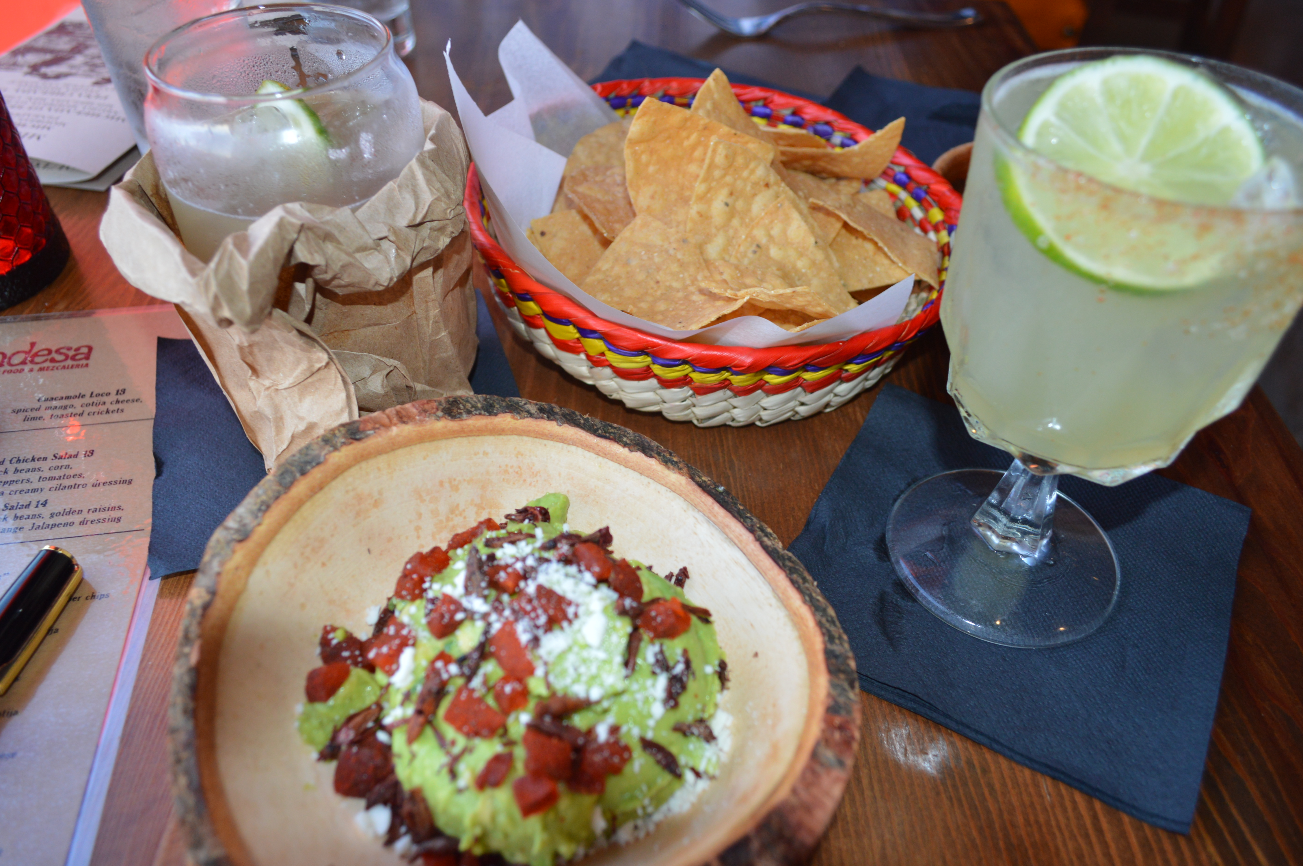 Creative Mexican Street Food and Cocktails at Cocina Condesa – Dine ...