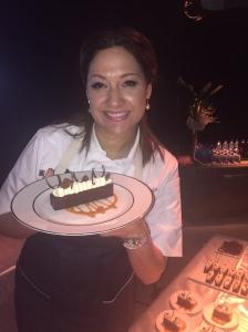 Pastry Chef Frania Mendivil