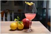 (Red Wine Sangria - Photo by HACHE' LA)