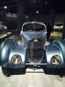(1926 Bugatti - Photo by Jill Weinlein)