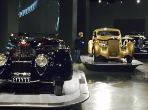(Notice the license plate on The Shah of Iran's Bugatti - Photo by Jill Weinlein)
