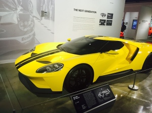 (The 2017 fast Ford GT - Photo by Jill Weinlein)