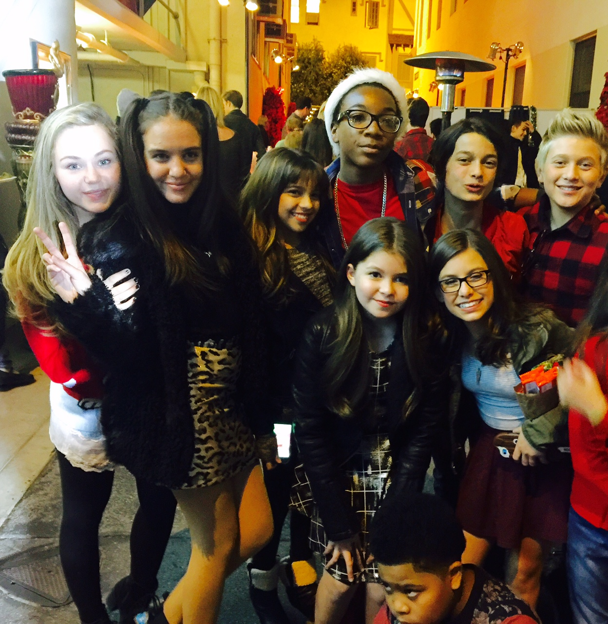 Nickelodeon Stars Having Fun During The Ho Ho Holidays! – Jill's ...