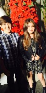 (Addison Riecke and Diego