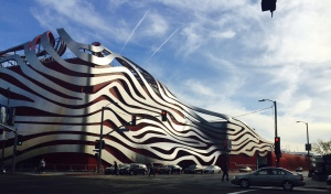 The Petersen Museum - Photo by Jill Weinlein