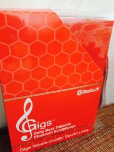Gigs Headphones - Photo by Jill Weinlein