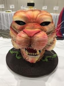 Tiger Cake - Photo by Jill Weinlein