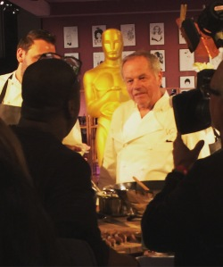 Master Chef Wolfgang Puck - Photo by Jill Weinlein