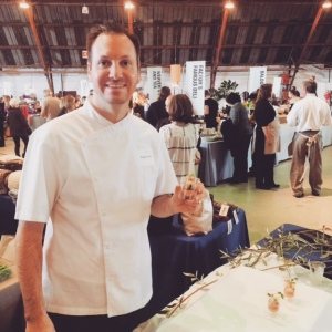 (Chef de Cuisine Ian Gresik - Photo by Jill Weinlein)