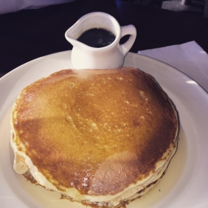 Pancakes - photo by Jill Weinlein