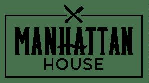 Manhattan House Logo Black - PNG