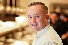 (Executive Chef Matt Bata - photo courtesy of Master of Taste)