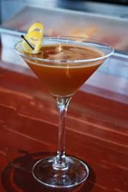 Grand Prix cocktail - courtesy of BOA Steakhouse