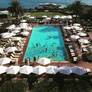Beautiful views at the Montage Laguna Beach