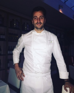 (The talented Executive Chef Wilfrid Hocquet)