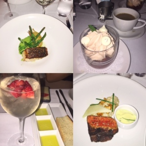 (Spring Delights at Fig & Olive - Photo by Jill Weinlein)