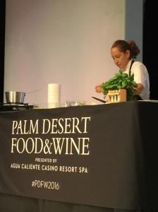 (Executive Chef Suzanne Tracht - photo by Jill Weinlein)