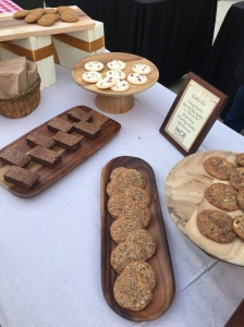 (Valerie Gordon's Cookie Bar - Photo by Jill Weinlein)