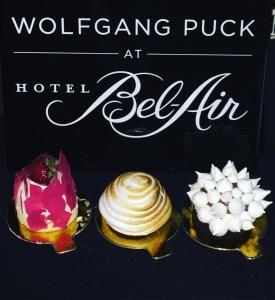 (A dessert trio - Photo by Jill Weinlein)