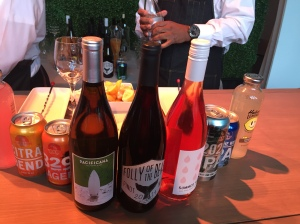 (Caroline Styne's wines will appeal to all palates - Photo by Jill Weinlein)