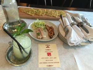 Enjoy their discounted menu during dineLA Summer - photo by Jill Weinlein