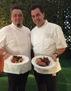 Patina's esteemed chefs. Photo by Jill Weinlein