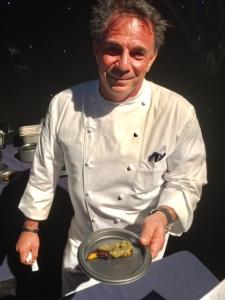 Esteemed chef Josiah Citrin. Photo by Jill Weinlein