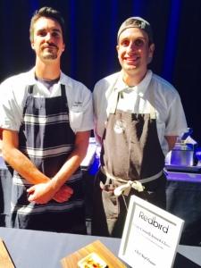 Chefs at Redbird & Vibiana