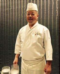 Michelin Star Chef Shige Fujimoto