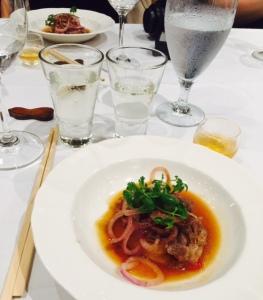 Wagyu Beef Sukiyaki - Photo by Jill Weinlein