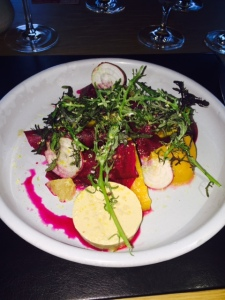 Salad photo by Jill Weinlein