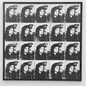 Twenty Jackies, 1964 by Andy Warhol