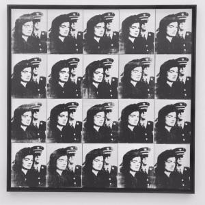 Twenty Jackies, 1964 by Andy Warhol