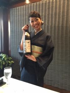 Mio Okura - Photo by Jill Weinlein