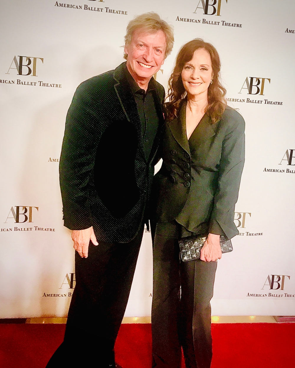 IMG_2466-2 Nigel Lythgoe and Lesley Ann Warren – Photo by Jill Weinlein